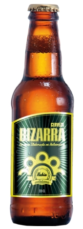 Cerveza Bizarra Rubía
