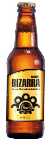 Cerveza Bizarra Trigo