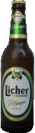 cerveza Licher Pilsener