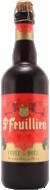cerveza St-Feuillien Cuvée de Noël