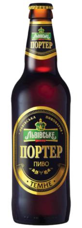 cerveza Lvivske Porter