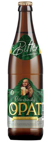 cerveza Opat Bitter Extra Chmelené Pivo