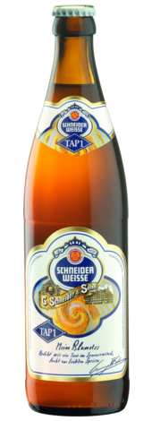 cerveza Schneider Weisse Weizen Hell TAP 1