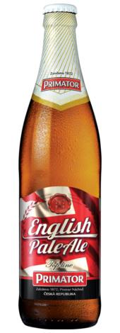 cerveza Primátor English Pale Ale