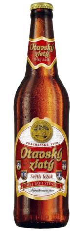 cerveza Otavsky Zlaty Svetly Lezak
