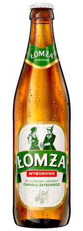 cerveza Lomza Wyborowe