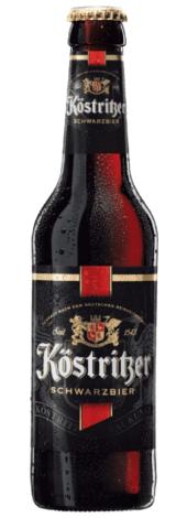 cerveza Köstritzer Schwarzbier