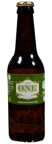 cerveza The One Indian Pale Ale