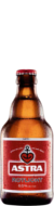 cerveza Astra Rotlicht