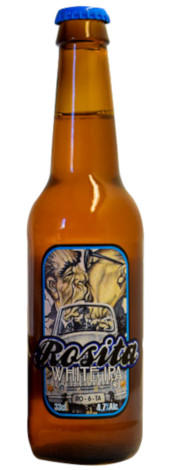 cerveza Rosita White IPA