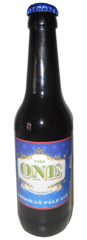 cerveza The One American Pale Ale