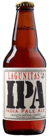 cerveza Lagunitas IPA