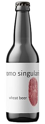 Homo singularis, cerveza española, cerveza Wheat Ale | Birrabox