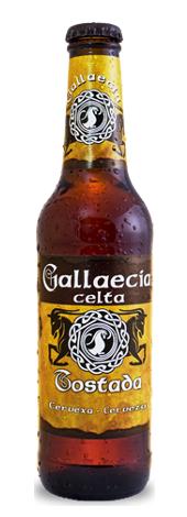 cerveza Gallaecia Tostada